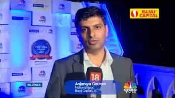 Anjaneya Gautam on Mutual Fund Day