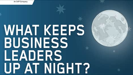 What keeps business leaders up all night?