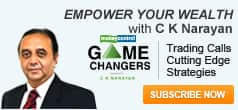 Game Changers - C K Narayan