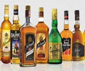 UNITED SPIRITS   Gained 8.26% to close at Rs 738.55 Reason: Diageo is in talks to buy stake in United Spirits, ropes in JM Financial – reports The Economic Times