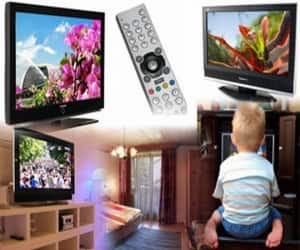 LCD TVs