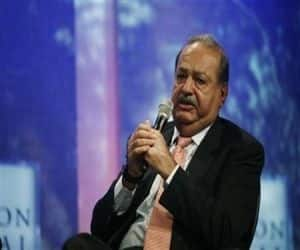 Carlos Slim Helu & family