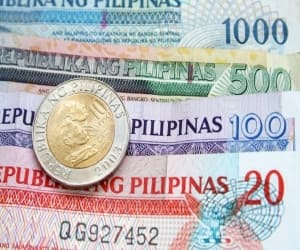 Philippine Peso 