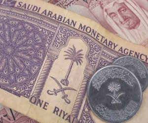 Saudi Arabian Riyal 