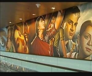 All set to put Mumbai's airport on the world map, T2 has laid great focus on design and art.