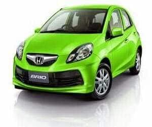 Honda Brio  Displacement: 1198cc  Starting Price: Rs 3.95 lakh (New Delhi ex-showroom price)  Fuel Consumption: 18.40 kmpl