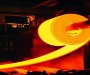 TATA STEEL SHOOTS UP 5%