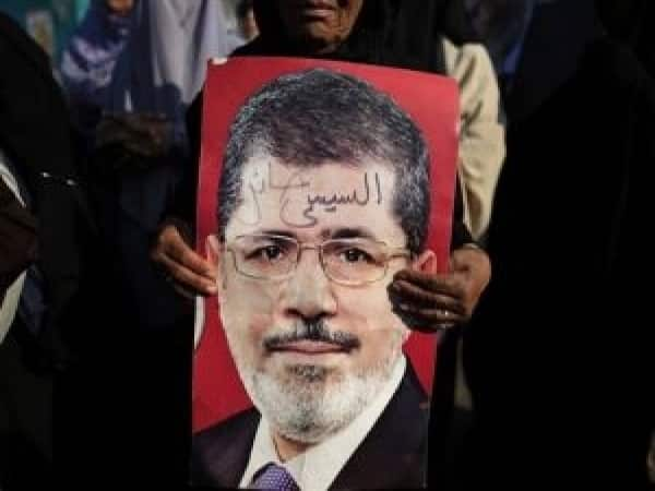 Egypt has been burning since the country military overthrew the country's democratically elected Islamist President Mohammed Morsi two days ago. Adly Mansour, A constitutional court judge, was sworn in as temporary president of Egypt on Thursday.  Photo Courtesy: AP