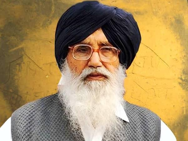 Parkash Singh Badal (SAD)