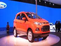 Ford India recalls 20,752 units of EcoSport SUV