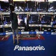 Panasonic Q1 net up 66% in shift from consumer electronics