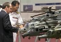 AgustaWestland invokes arbitration over chopper deal
