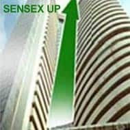 Short covering lifts Sensex 214 amid weak monsoon forecast