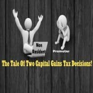 The Tale Of Two Capital Gains Tax Rulings!