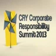 CRY Corporate Responsibility Summit 2013: Ideating changes