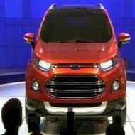 Ford EcoSport's double-dhamaka; compelling price & product