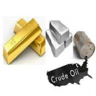 Trading tips for gold, crude, silver & natural gas