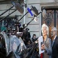 IMF's Lagarde escapes formal investigation in court