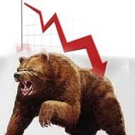 Sensex drops 604 points as Fed rate hike worry looms