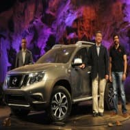 Nissan unveils SUV Terrano, to be priced sub-Rs10 lakh