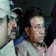 Musharraf formally indicted in judges' detention case