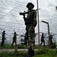 Overnight firing reported from Pakistan along LoC