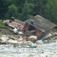 Uttarakhand: Rains delay rescue work, over 9,000 stranded