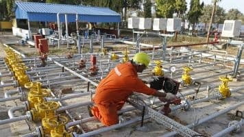 Gas prices may fall below $ 2.50/mmBtu from October 1: ONGC