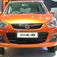 Maruti Suzuki recalls 33,098 units of Alto 800, Alto K10