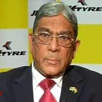 See signs of revival; sales pick up from Sept-Oct: JK Tyre