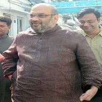 Unsure of results, Amit Shah takes charge of Delhi polls
