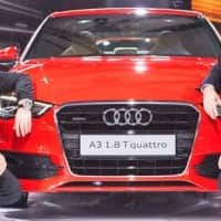 China to fine Audi $40m for breaking monopoly law