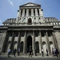 Bank of England holds firm ahead of tight UK election