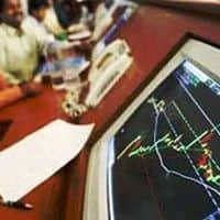 Nifty hovers around 6800; Sun Pharma snaps 2-day gains