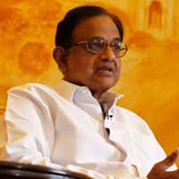 Chidambaram to meet FinMin secretaries on Monday