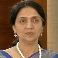 Interview With :   Chitra Ramkrishna, MD and CEO of NSE