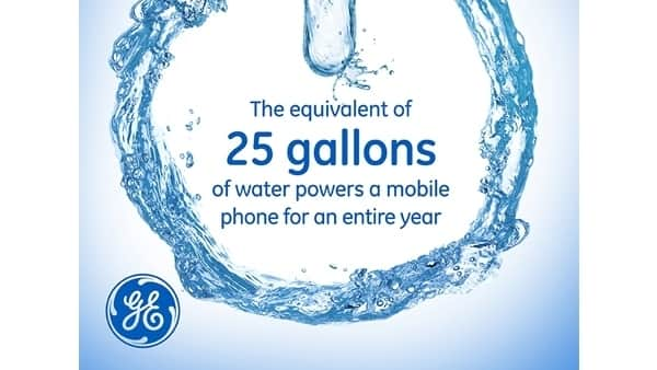 GE Step Ahead : Water facts that will astonish you