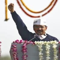 Aam Aadmi Party makes Delhi BJP and Congress 'mukt'