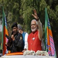 Post-poll survey: NDA may get 270-282 seats, UPA 92-102