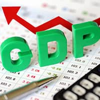 GDP data to show economy racing, realities less rosy