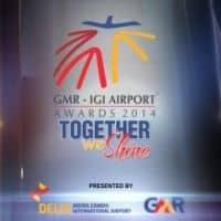 GMR-IGI Airport Awards 2014: Together We Shine