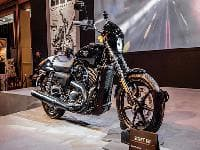 Harley-Davidson Street 750 first rides appears on internet