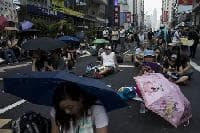 Hong Kong pro-democracy academics say face death threats