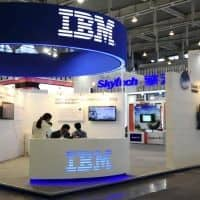 IBM's quarterly revenue sinks to 5-year low