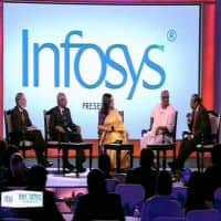 Infosys presents Innovating for a Better Tomorrow