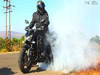 2014 Kawasaki Z800 India first ride