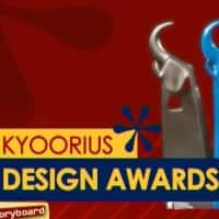 The best work from the Kyoorius Design Awards