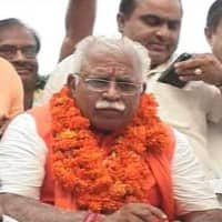 Manohar Lal Khattar set to be Haryana chief minister