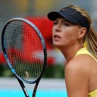 Dope cheat tennis star Maria Sharapova banned for two years