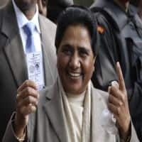 Modi supporters in Varanasi were outsiders: Mayawati